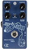 CKK Space station Pro Reverb / Delay-Verb Guitar Pedal