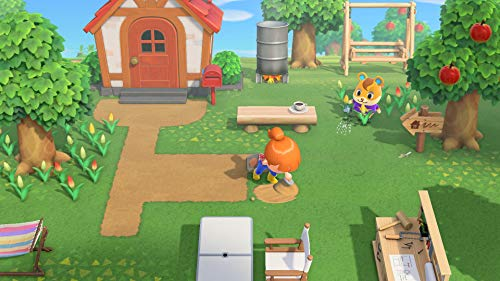 Animal Crossing : New Horizons pour Nintendo Switch