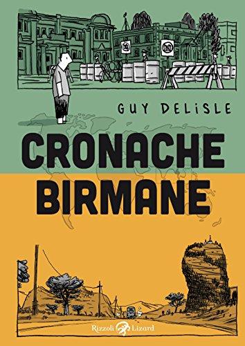Cronache birmane (Italian Edition)