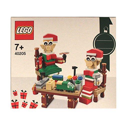 Lego 40205 - Gnomo natalizio con elfi, a partire da 7 anni