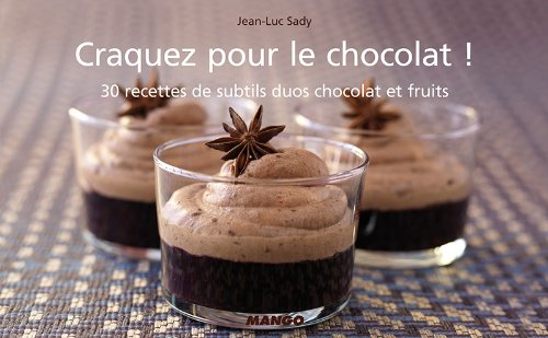 Craquez pour le chocolat ! (Craquez...) (French Edition)