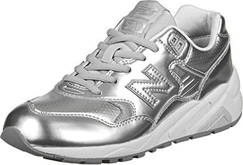 New Balance WRT 580 MS Silver White 37.5