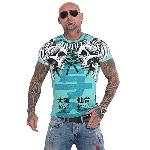 Yakuza Herren Sick Nippon T-Shirt