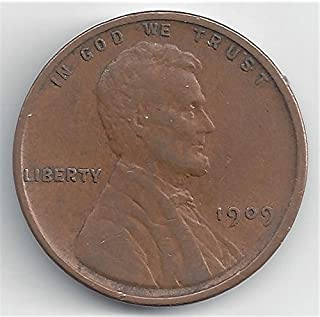 1909 s penny