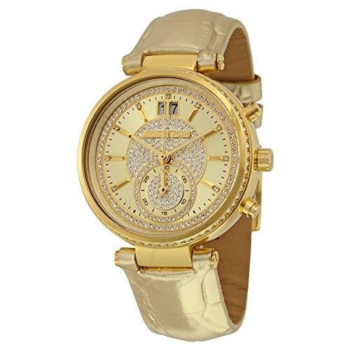 Michael Kors Reloj Cronógrafo para Mujer de Cuarzo con...