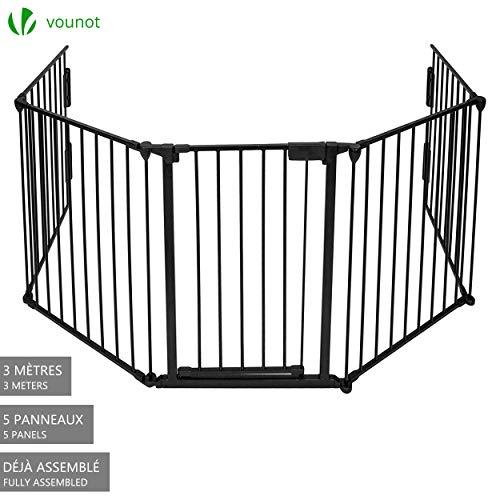 Barrière de sécurité enfant - GRANDE VERSION 3M |...
