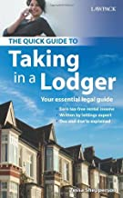 The Quick Guide to Taking in a Lodger by Tessa Shepperson (2010-02-08)