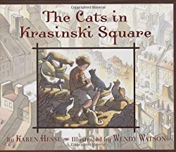 The Cats of Krasinski Square by Karen Hesse