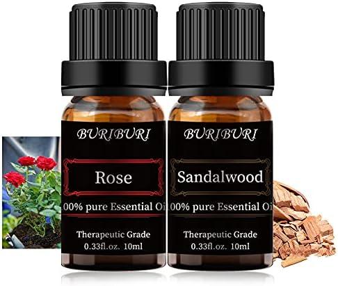 Top 10 Best sandalwood essential oil for skin Reviews