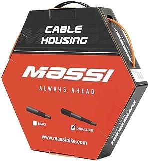 Massi Funda para Cables de Cambio Bicicleta, Adultos Unisex ...
