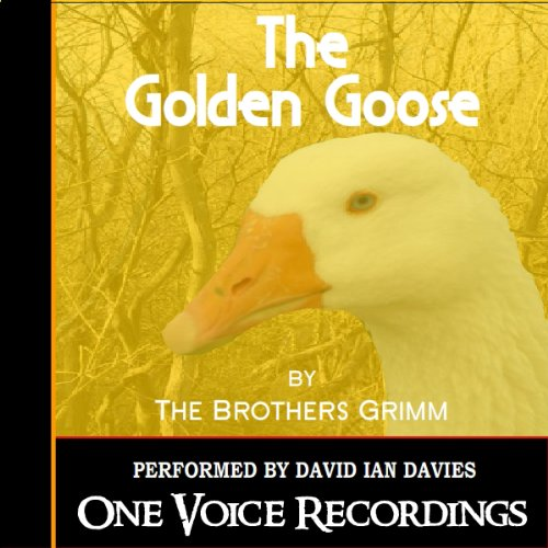 The Golden Goose cover art