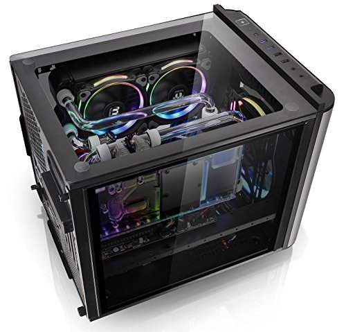 Build My PC, PC Builder, Thermaltake CA-1L2-00S1WN-00