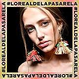 L'Oreal Paris Make-up Designer Gel De Cejas 104 Chatain + Máscara Pestañas Negro + Accord corrector 1-2D Ivory-Beige + Accord Perfect Blush Sandalwood Pink 120