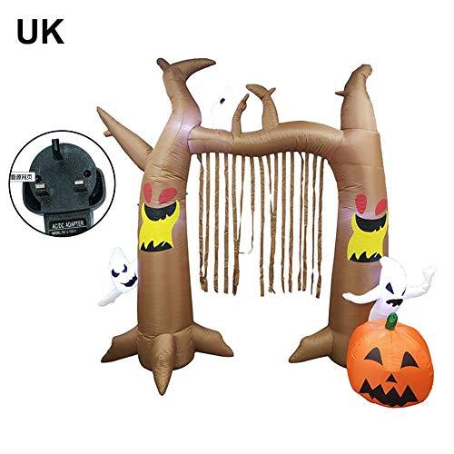 Halloween aufblasbare Ghost Doll dekorative Requisiten für Festival Party Venues 2.4m