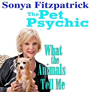 What the Animals Tell Me audiobook cover art