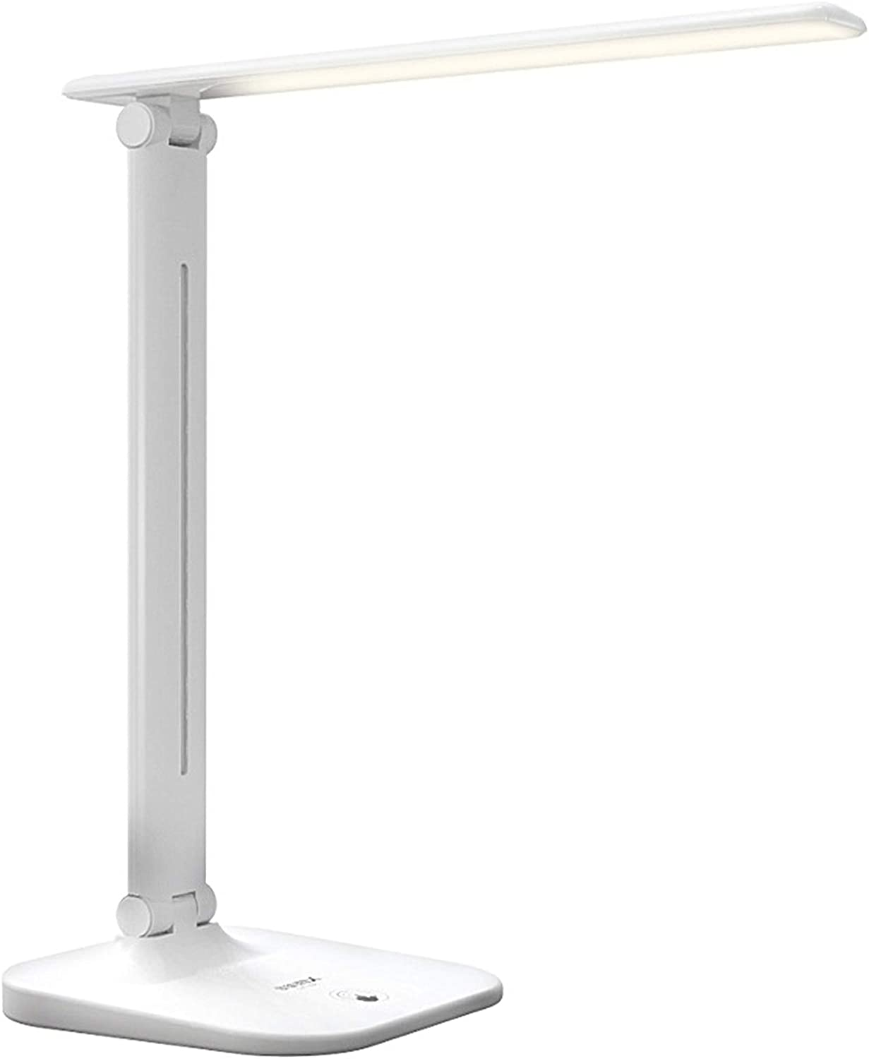 QWESHTU LED Desk Lamp San Jose Mall NEW before selling Eye-Caring Office Table L Lamps Dimmable