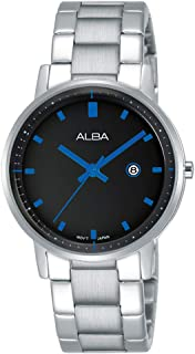 Alba Stainless Steel Casual Watch For Women , AH7P11X1
