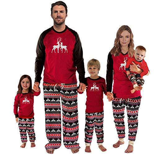 Conjunto de Pijamas Familiares de...