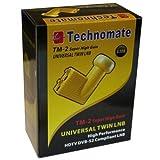 Technomate TM-2.0 Twin-LNB/rauscharmer Signalumsetzer, 1dB, universell -