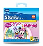 Vtech 80-231723 Storio boek Minnie Mouse (In Holländisch) -