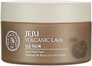 THE FACE SHOP Jeju Volcanic Lava Pore Mud Pack
