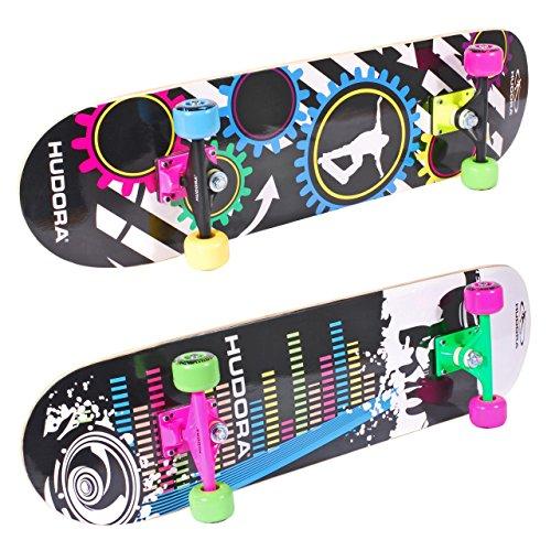 Hudora HDO Skateboard Neon ABEC 1 - 12141