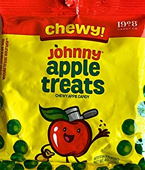 1908 Candy Co Johnny Apple Treats Chewy Candy