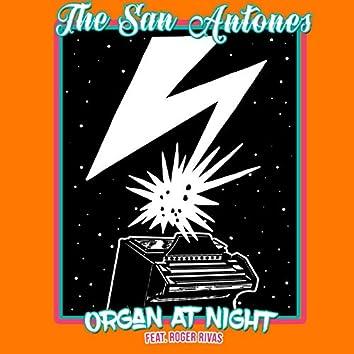 Organ at Night