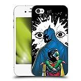 Head Case Designs sous Licence Officielle Batman DC Comics #22 Couverture de Bande dessinée Robin Coque Dure pour l'arrière Compatible avec Apple iPhone 4 / iPhone 4S