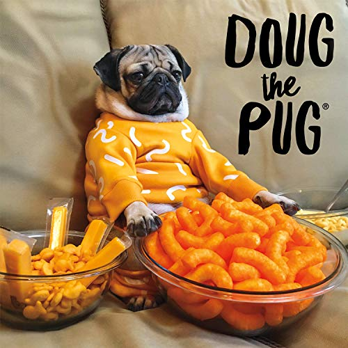 Doug The Pug Cheese Puzzle (300 large pieces)