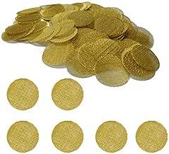Gold Lion Gear Grimm SUPA 50 Brass Pipe Screens   3/4