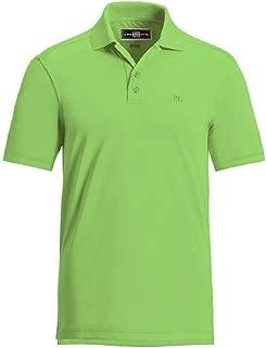 Jasmine Green Essential Loudmouth Mens Golf Shirt