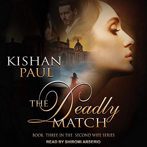 The Deadly Match audiobook cover art