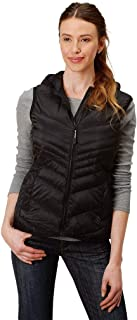 Roper 4043 Down Proof Coated Vest with Hood