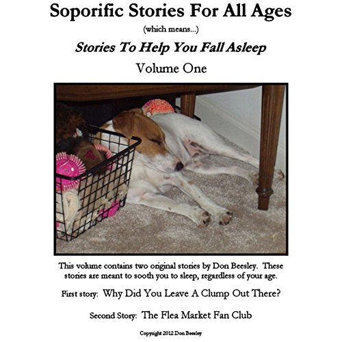 Soporific Stories for All Ages, Volume 1 audiobook cover art