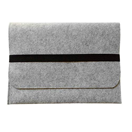 #N/V Fashion Protective Smart laptop Wool Felt Sleeve Case Cover Bag For Apple For Macbook Pro Retina 14inch