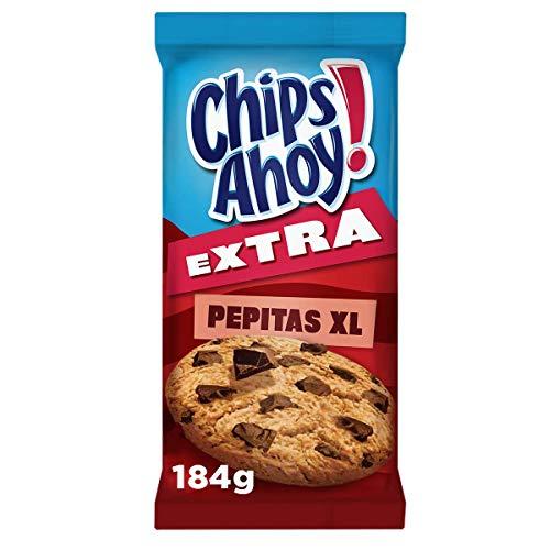 Chips Ahoy! Xl Galletas con Pepitas de Chocolate, 184g