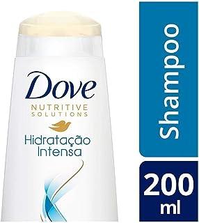 Shampoo Dove Hidratação Intensa 200ml