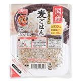 パックご飯 麦ごはん 国産 低温製法米のおいしいごはん 非常食 米 レトルト ×24個