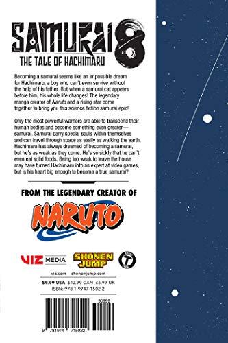Samurai 8: The Tale of Hachimaru, Vol. 1 (1)