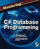 Mastering C# Database Programming - Jason Price