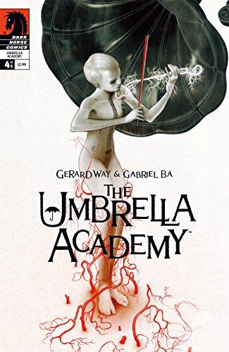 The Umbrella Academy: Apocalypse Suite #4 (English Edition)