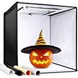 Amzdeal Photo Studio 50*50*50cm Portable Tente Lumineuse Réglable...