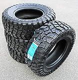 off road tire - Fortune Tormenta M/T FSR310 Mud Off-Road Light Truck Radial Tire-LT265/70R17 265/70/17 265/70-17 121/118Q Load Range E LRE 10-Ply BSW Black Side Wall