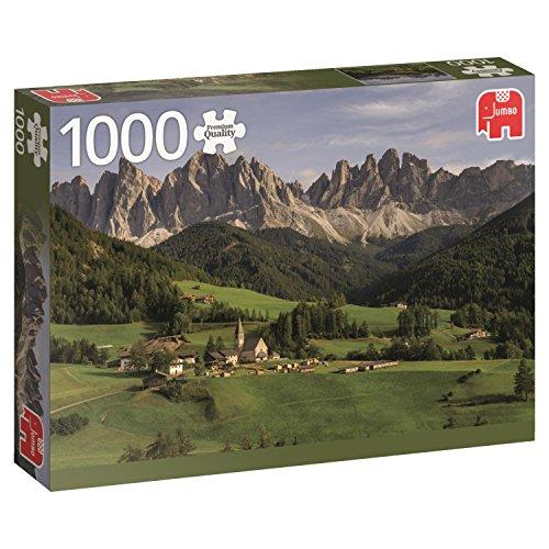 Dolomieten, Italië - 1000 delen puzzel