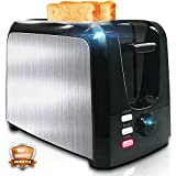 Best 2 Slice Toasters - Toaster 2 Slice - Toasters Toast Evenly And Review