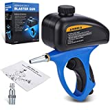 SB-255A Sand Blaster Gun.easy to use.original portable sandblaster design.Top-mounted ABS hopper holds up to 510 ml of blast media. Sand Blaster Gun works in so many ways. use it as a soda blaster, walnut blaster, sand blaster, bead blaster, media bl...