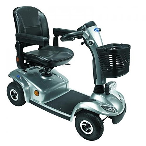 Scooter Leo - Invacare silver