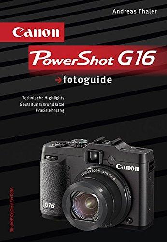 Canon PowerShot G16 fotoguide