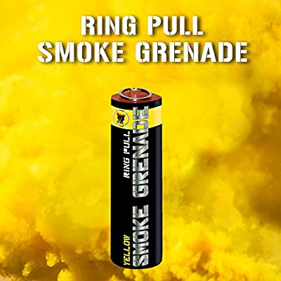 Exclusive Online RING PULL SMOKE (Yellow)